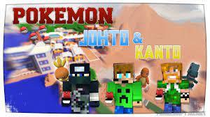 Pokemon Johto & Kanto [1.7.9] › Maps › MC-PC.NET — Minecraft Downloads