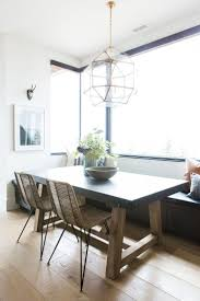 White Breakfast Nook Stylish Best White Breakfast Nook Ideas Interior Exterior Colors