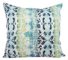Blue And Green Pillow Covers