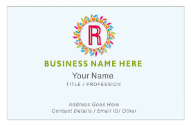 Make Your Own Business Card Design Design Your Own Personalised Business Cards Custom Employee Company Visiting Card Front 110 Lbs Thick Paper