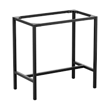 Image Pub Paris Leg Table Base Bar Height Black Bar Bistro Cafe Restaurant Trade Furniture Sales Paris Leg Table Base Bar Height Black Bar Bistro Cafe Restaurant