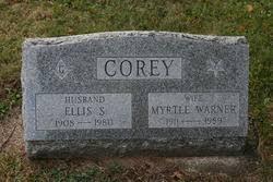 Myrtle Warner Corey (1911-1989) - Find A Grave Memorial