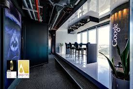 google officetel aviv google office architecture technology. Google Office,Tel Aviv / Office Architecture - Technology Design Camenzind Evolution Officetel