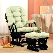 glider with ottoman storkcraft and cushions set india