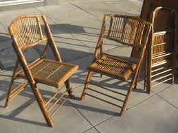 bamboo rattan chairs. UHURU FURNITURE COLLECTIBLES SOLD Folding Wicker With New Ideas Bamboo Rattan Chairs E