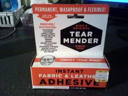 tear mender quick easy repair