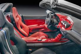 ferrari fxx interior. ferrari still have not divulge related sales price and launch time cars which adopts traction control of formula 1 will only be offered to clients who fxx interior