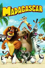 Cartoon Film Madagascar Movie Review Film Summary 2005 Roger Ebert