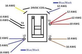 ac contactor wiring diagram Contactor Coil Wiring Diagram ac dual capacitor wiring diagram additionally contactor wiring contactor coil wiring diagram goodman