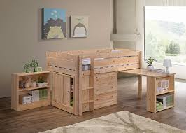 com canwood whistler junior loft bed natural kitchen dining
