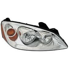 amazon com pontiac g6 headlight oe style replacement headlamp Pontiac G6 Headlight Wiring Harness vision automotive pt10086a1r pontiac g6 passenger side replacement headlight assembly pontiac g6 headlight wiring harness melting