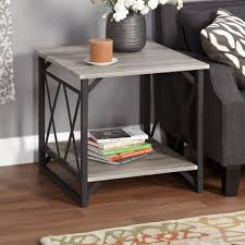Living Room Furniture Walmart Living Room Tables Box Frame Coffee Table Whitewashed Mango 349