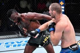 UFC Vegas 33: Pros react to Sean ...