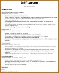 Sales Associate Resume Retail Associate Resume Example Resume Templates Design
