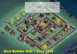 Base 7 New Clash Of Clans Builder Hall 7 Bases Latest Bh 7 Base