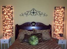 Diy Home Decor Bedroom Lights Projects Pinterest
