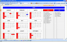 Calendar From Excel Data Top 5 Excel Yearly Calendar Excel Spreadsheet