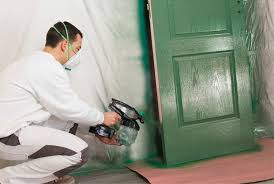 airless paint spraying units