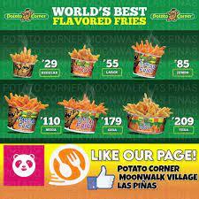 Potato Corner Moonwalk Village Las Pinas - Home - Las Piñas - Menu, Prices,  Restaurant Reviews
