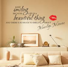Small Picture Wall Decoration Quote Wall Decal Lovely Home Decoration and