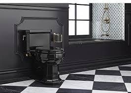 black bathroom. Brilliant Black Black Bathroom And Black Bathroom O
