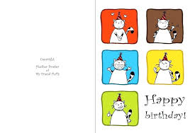happy birthday card printable free happy birthday card print out biggroupco co