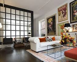 captivating living room design tufted. Interesting Wall Arts For Eclectic Living Room Design Ideas With White Tufted Sofa And Long Table Captivating B