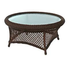 wicker patio side tables wrought iron patio side table oor storage end resin wicker coffee granite wicker patio side tables