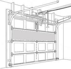 clopay garage doors replacement
