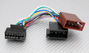 jvc 16 pin car stereo iso wiring harness lead pc3 484 ebay jvc wiring harness diagram at Jvc Car Stereo Wiring Harness Adapter