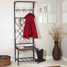 Metal Entryway Storage Bench With Coat Rack 100 best Entryway Storage Bench images on Pinterest Entryway bench 70