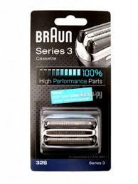 <b>Аксессуар Сетка и</b> режущий блок <b>Braun</b> Series 3 32S
