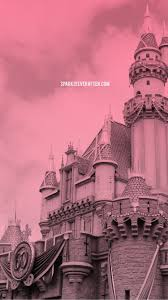 Iphone Pink Disney Wallpaper