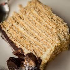 No Bake Honey Cake Let the Baking Begin
