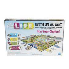 Ya no tendrás más excusas para aprender a jugar y empezar a disfrutar. Hasbro Games Juego El Juego De Life Juego De Mesa Familiar Para 2 A 4 Jugadores Juego Para Ninos De 8 Anos En Adelante