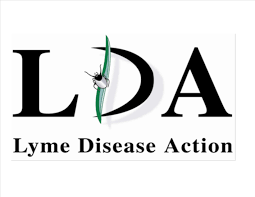Stella and Stephen Huyshe-Shires hosted a special event on behalf of Lyme ... - lda%2520logo