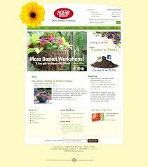 Lawn And Garden Web Design Peoria IL Hoerr Nursery Awesome Garden Web Design Design