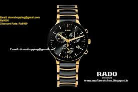 India Black Watch Cod In Rs1200 Online Xl Centrix Buy Gold Branded Rado For Man Chronograph Sunglasses