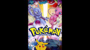 Pokémon Movie 1 Theme Instrumental HD - YouTube