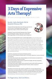 best trauma informed art therapy images art  3 days of expressive arts therapy anchorage alaska 2015 register