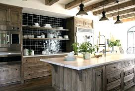rustic kitchen rustic kitchen cabinets diy