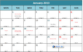 Calendar 2013 Template 2013 Tamil Calendar With Tamil Dates And Tamil Nadu Holidays