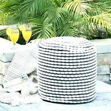 outdoor ottomans and poufs outdoor pouf ottoman outdoor pouf ottoman outdoor ottoman covers market outdoor round outdoor ottomans