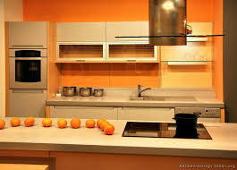 orange color kitchen design. tt27 [+] more pictures · modern orange kitchen color design i