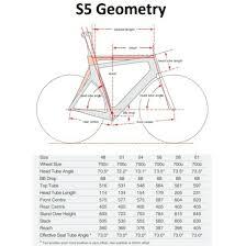 Cervelo S5 Size Chart Sizing Cervelo S5 Related Keywords Suggestions Sizing