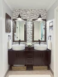 cute bathroom mirror lighting ideas bathroom. Cute Bathroom Mirror Lighting Ideas Bathroom. Beautiful Attractive Wall Tile Idea Also Black Vanity D