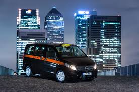 Mercedes-Benz Vito Taxi Launches In London | Drive & Ride UK