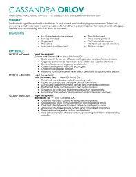 Receptionist Resume Templates Medical Office Receptionist Resume
