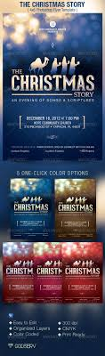 the christmas story church flyer template startupstacks com the christmas story church flyer template