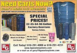 used trash cans for sale. Brilliant Cans 35 Gallon Factory Overrun Trash Carts In A Variety Of Colors With Used Trash Cans For Sale